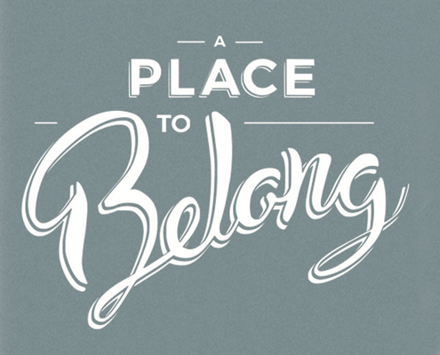 A Place to Belong