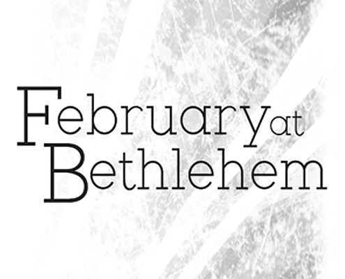 February at Bethlehem